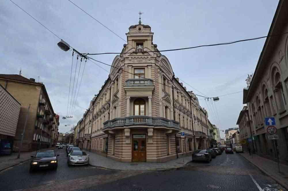 Аренда коммерческие помещения 8.0 м2, Литва, Вильнюс