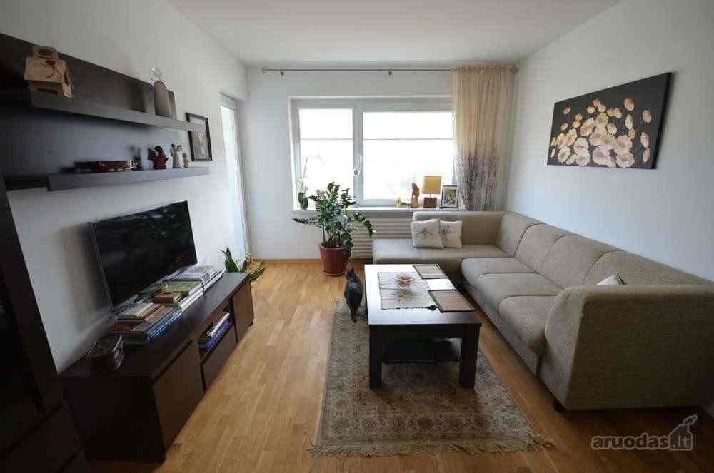 Продажа квартиры 61.5 м2, Литва, Вильнюс