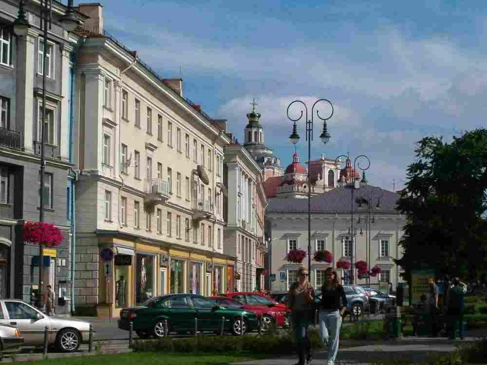 Аренда коммерческие помещения 73.0 м2, Литва, Вильнюс