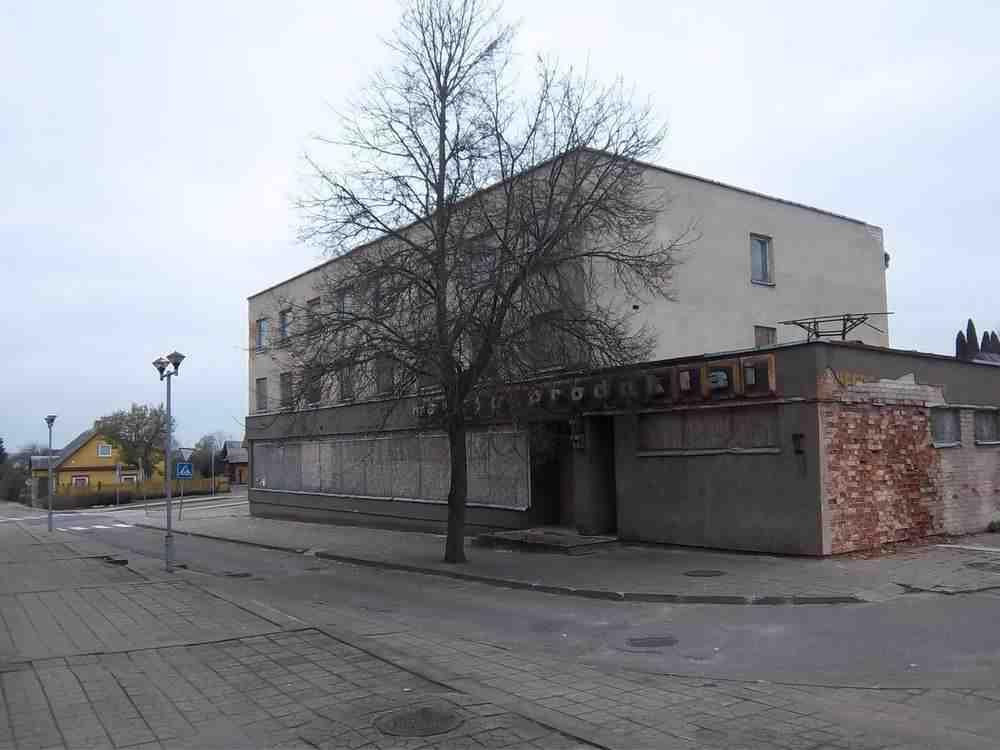 Продаются коммерческие помещения 1182.87 м2, Литва, Вильнюс
