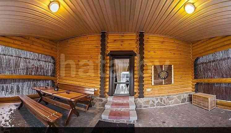 Аренда дома, бани рядом с Логойском и Силичи. Фото