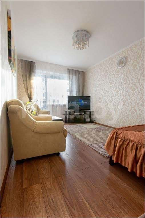 1-комнатная квартира в центре, р-н универсама Рига. Фото