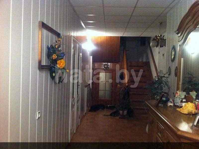 2-х этажный коттедж с цокольным этажом. Фото