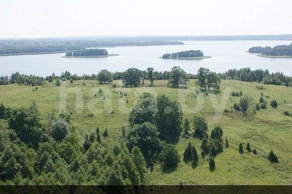 Агроусадьба на озере Мядель на территории национального парка