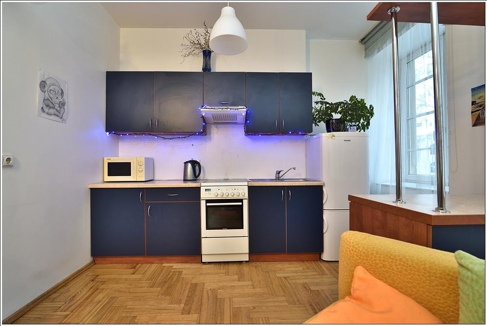 Аренда квартиры 28.9 м2, Литва, Вильнюс