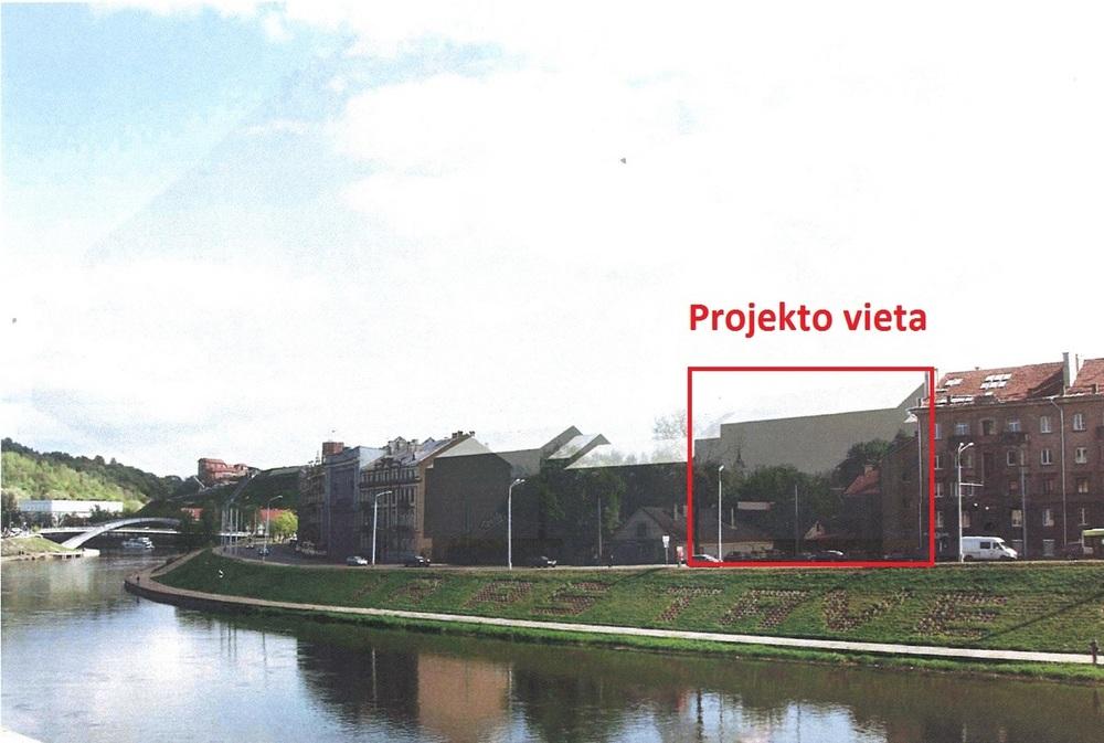 Продается участок 14.0 м2, Литва, Вильнюс